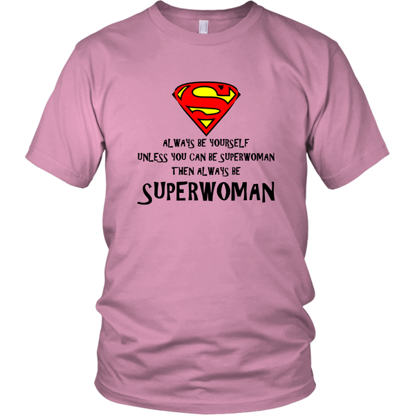 Be Superwomen