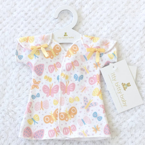 NICU Fit & Flare Dress Butterfly