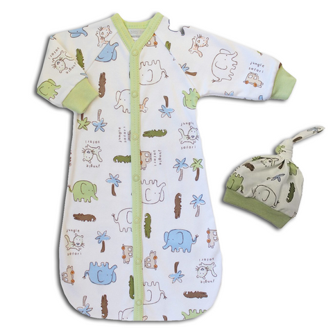 Jungle Sleep Sack