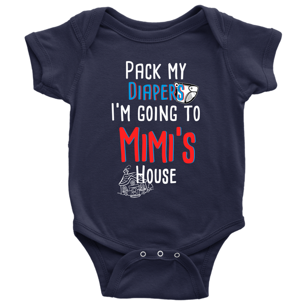 Pack my diapers Mimi
