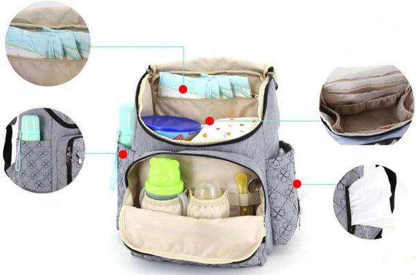 Diaper Multifunction Backpack