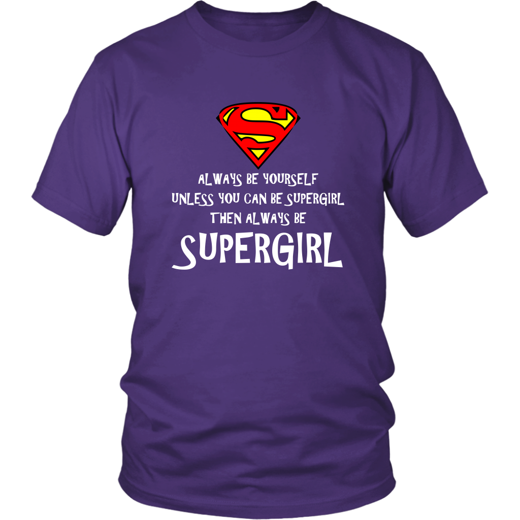 Always Be Super Girl w