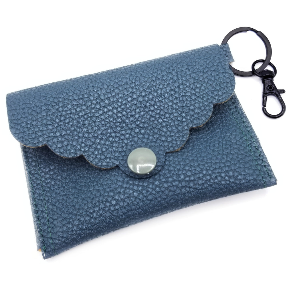 Teal Mini Clutch