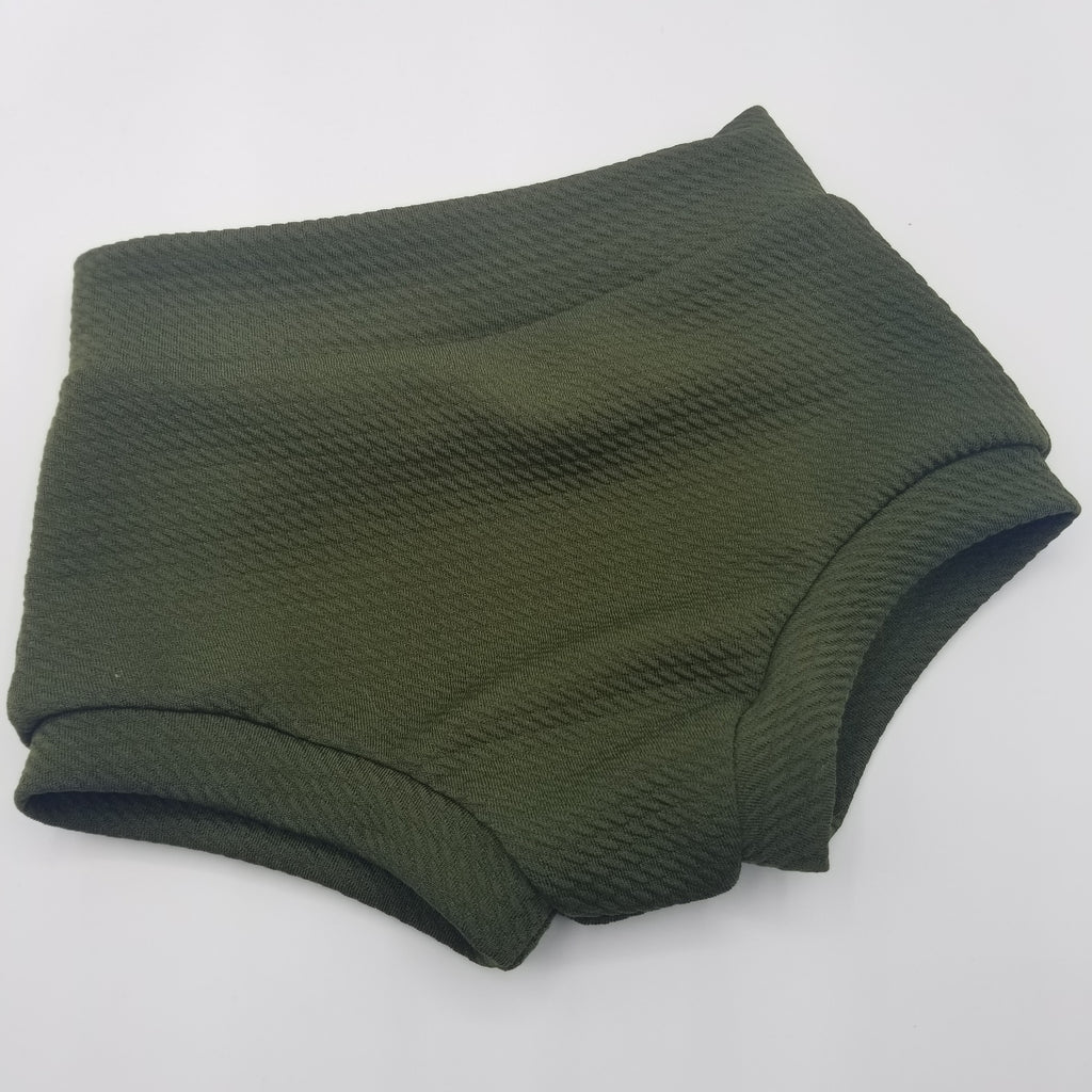 Army Green Bummies