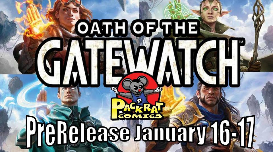 Oath of the Gatewatch Pre Release