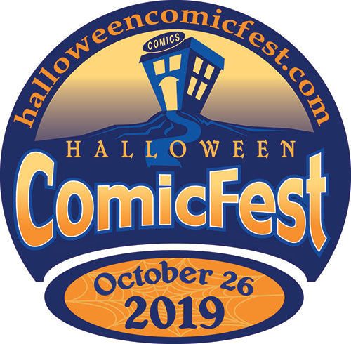 Halloween Comicfest - October 26