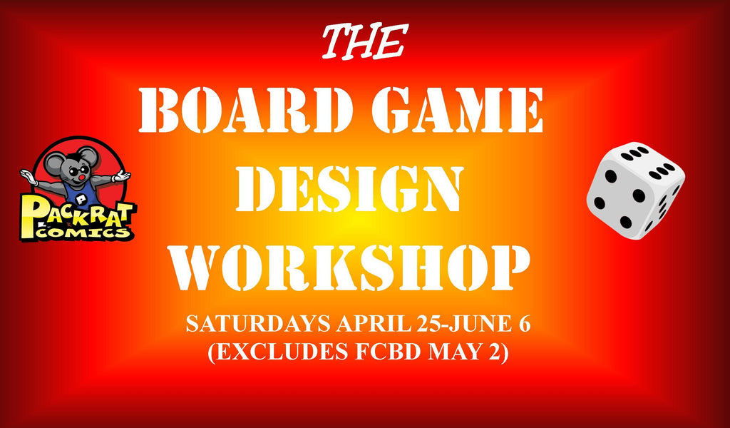 Board Game Design Workshops