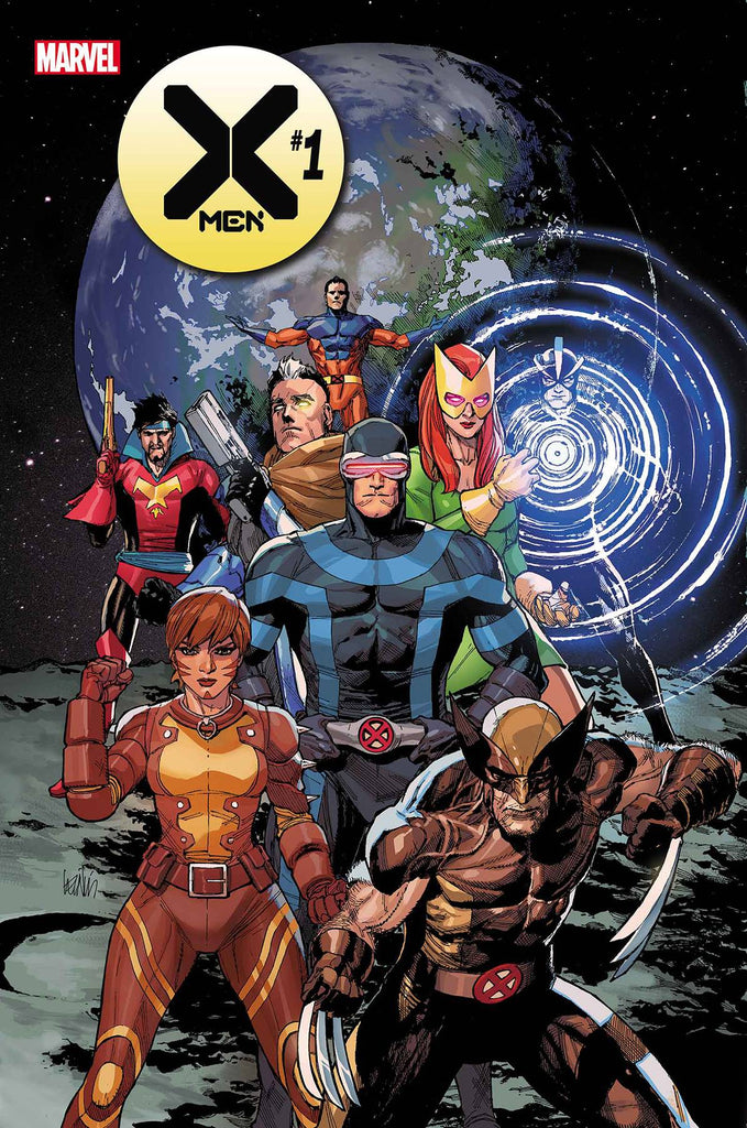 X-MEN #1 MIDNIGHT RELEASE