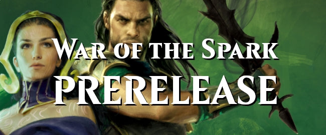 War of the Spark Pre-Release