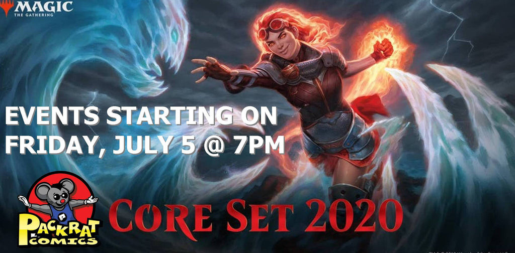 Core 2020 PreRelease with New Start Times