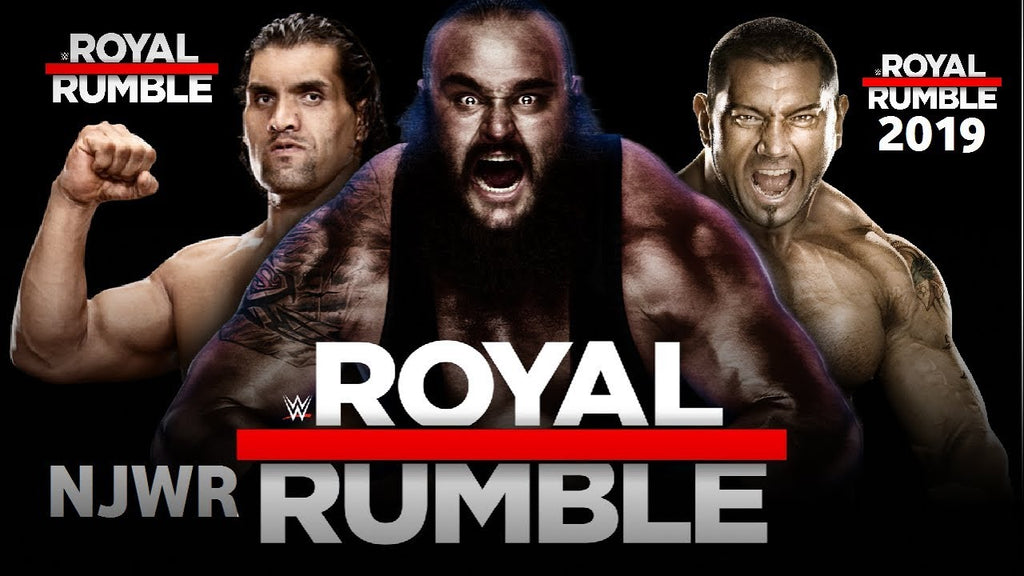 Royal Rumble Viewing Party - January 27