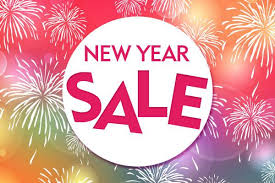 New Years Eve Eve & Eve Sale