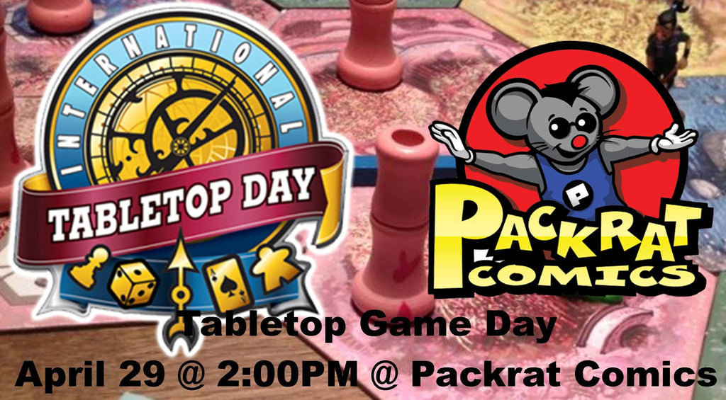 2017 Tabletop Game Day