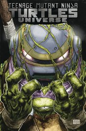 TMNT UNIVERSE TP VOL 02 NEW STRANGENESS - Packrat Comics