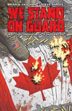 WE STAND ON GUARD TP (MR) - Packrat Comics