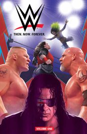 WWE THEN NOW FOREVER TP VOL 01 - Packrat Comics