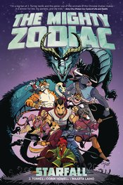 MIGHTY ZODIAC TP VOL 01 - Packrat Comics