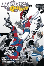 HARLEY QUINN TP VOL 04 A CALL TO ARMS - Packrat Comics