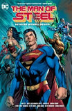 MAN OF STEEL BY BRIAN MICHAEL BENDIS HC - Packrat Comics