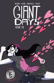 GIANT DAYS TP VOL 10 (C: 0-1-2) - Packrat Comics