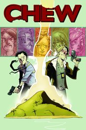 CHEW TP VOL 02 INTERNATIONAL FLAVOR (MR) - Packrat Comics