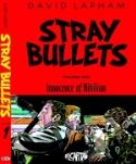 STRAY BULLETS VOL 1 INNOCENCE OF NIHILISM 10TH ANN TP - Packrat Comics