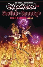 EMPOWERED & SISTAH SPOOKYS HIGH SCHOOL HELL TP - Packrat Comics