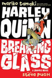 HARLEY QUINN BREAKING GLASS TP DC INK - Packrat Comics