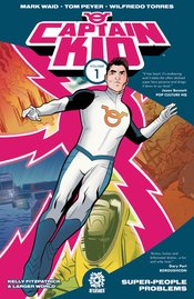 CAPTAIN KID TP VOL 01 - Packrat Comics
