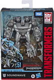 "Transformers Toys Studio Series 51 Deluxe Class Dark of The Moon Movie Soundwave Action Figure - Kids Ages 8 & Up, 4.5"" - Packrat Comics"
