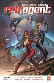 RED RIDING HOOD RED AGENT TP - Packrat Comics