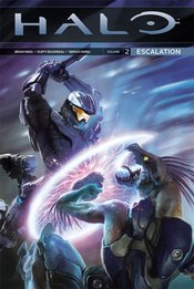HALO ESCALATION TP VOL 02 - Packrat Comics