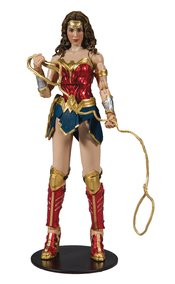 DC MULTIVERSE WV2 WONDER WOMAN 7IN SCALE AF CS (Net) (C: 1-1 - Packrat Comics