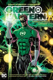GREEN LANTERN HC VOL 01 INTERGALACTIC LAWMAN - Packrat Comics