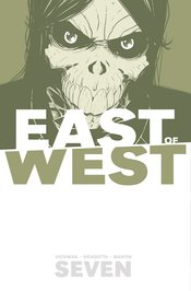 EAST OF WEST TP VOL 07 (MR) - Packrat Comics