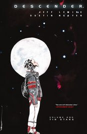 DESCENDER TP VOL 01 TIN STARS (MR) - Packrat Comics