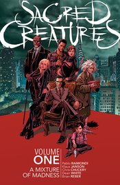 SACRED CREATURES TP VOL 01 (MR) - Packrat Comics