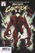 ABSOLUTE CARNAGE #1 (OF 5) 4TH PTG BAGLEY NEW ART VAR AC