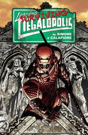 LEAVING MEGALOPOLIS HC VOL 02 SURVIVING MEGALOPOLIS - Packrat Comics