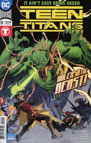 TEEN TITANS #19 - Packrat Comics