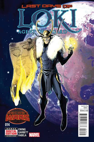 LOKI AGENT OF ASGARD #14 SWA - Packrat Comics