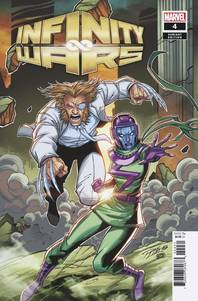 INFINITY WARS #4 (OF 6) LIM VAR - Packrat Comics