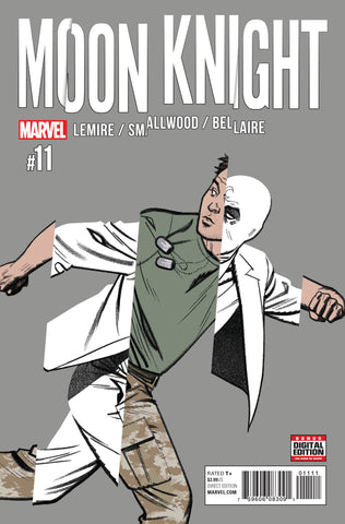 MOON KNIGHT #11 - Packrat Comics