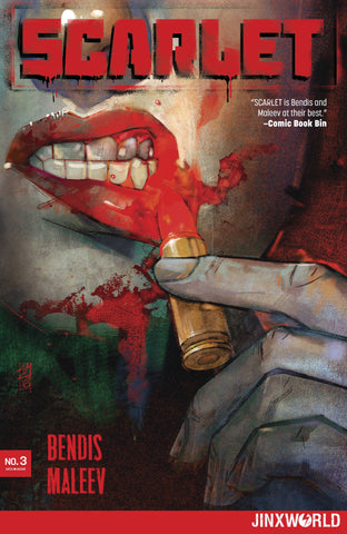 SCARLET #3 (OF 5) (MR) - Packrat Comics