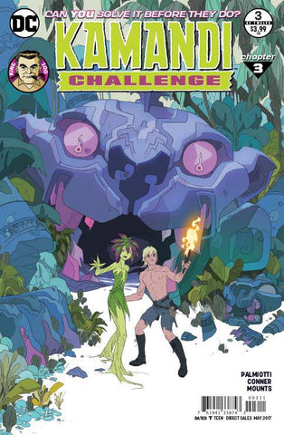 KAMANDI CHALLENGE #3 (OF 12) - Packrat Comics