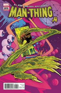 MAN-THING #4 (OF 5) - Packrat Comics