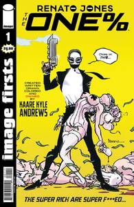 IMAGE FIRSTS RENATO JONES ONE PERCENT #1 (MR) - Packrat Comics
