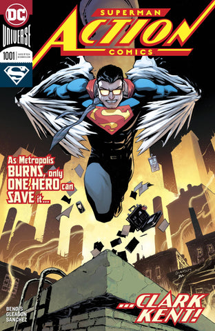 ACTION COMICS #1001 - Packrat Comics