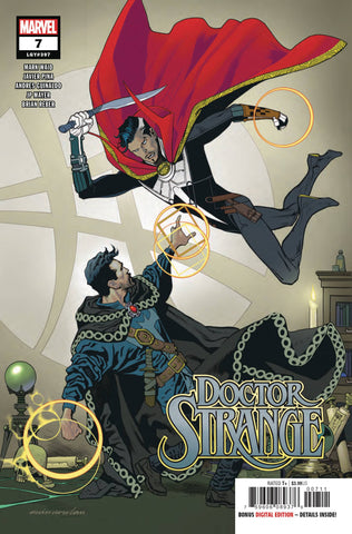 DOCTOR STRANGE #7 - Packrat Comics