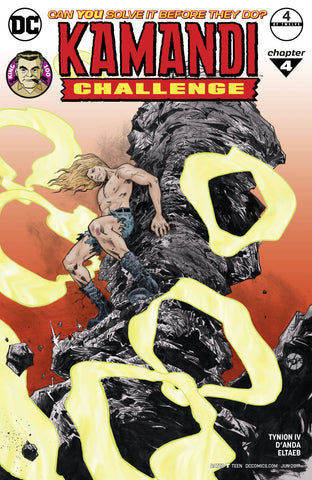 KAMANDI CHALLENGE #4 (OF 12) - Packrat Comics
